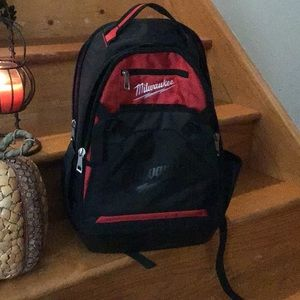 NEW Milwaukee Utility Tool Backpack